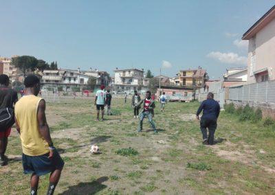 Sport nel centro Muinda